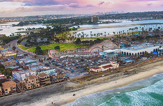 San Diego Tour in Private Town Car