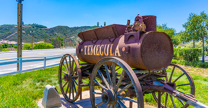 Limo Tours to Temecula Wineries